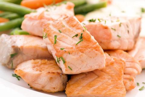 Кушать морепродукты