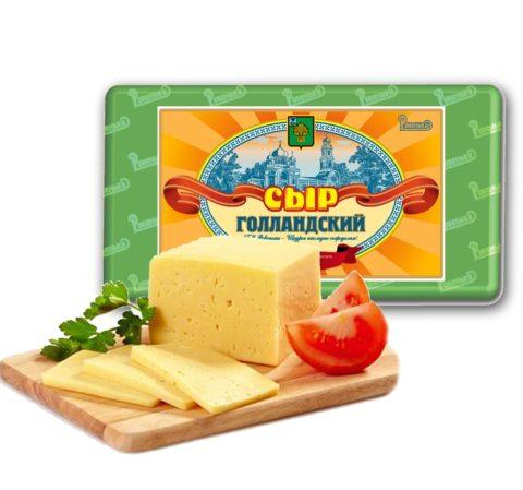 Сыр Ровеньки Голландский
