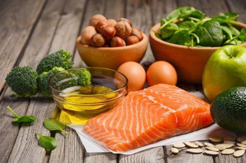 Правильное питание – основополагающий фактор здоровья сосудов
