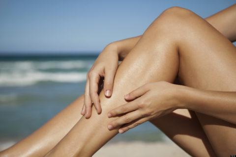 Красивые ноги — результат долгой работы над собой