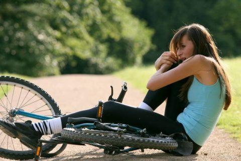 Травмы тоже могут спровоцировать появление варикоза