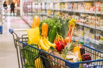 В магазин за здоровым питанием