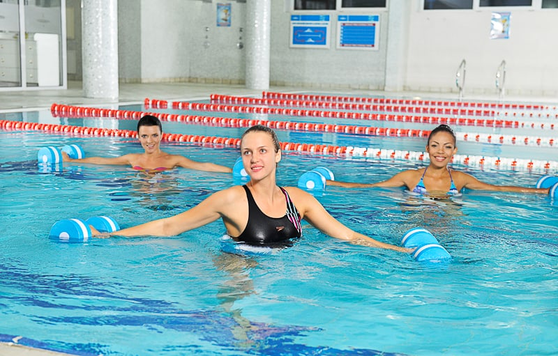 Плавание для похудения - stany-krasivoyru
