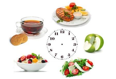 Дробное 5-разовое питание при варикозной болезни каждые три часа