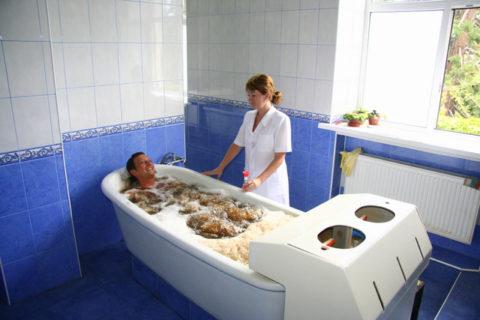 Санаторная терапия – неотъемлемая составляющая терапии