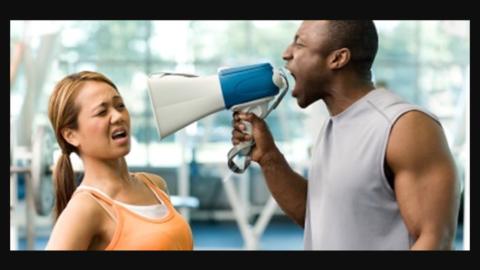 Советы персонального тренера необходимо обязательно слушать, так вы сэкономите силы и время