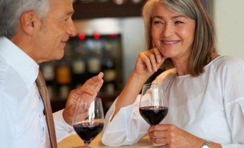 Алкоголь в малых дозах можно принимать при атеросклерозе