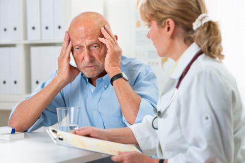 Деменция - серьезное состояние, требующее врачебного контроля
