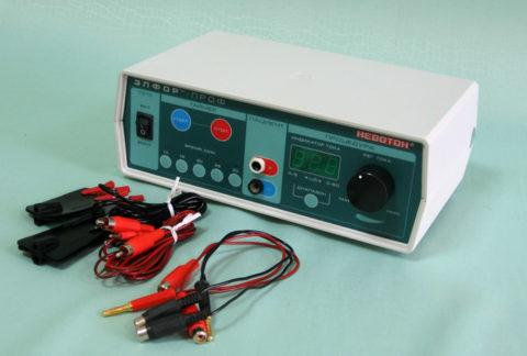 Электрофорез – эффективная и доступная методика