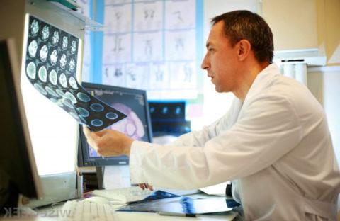 Фото. Метод МРТ является надёжным способом диагностики