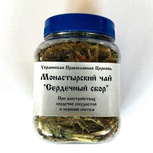 состав монастырского чая от паразитов и грибка