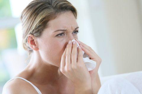 Насморк – основное показание для использования подобных лекарств