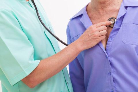 Несмотря на жалобы больного, объективные признаки болезни часто не обнаруживаются