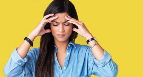 Периодическая головная боль – характерный признак нарушения кровообращения