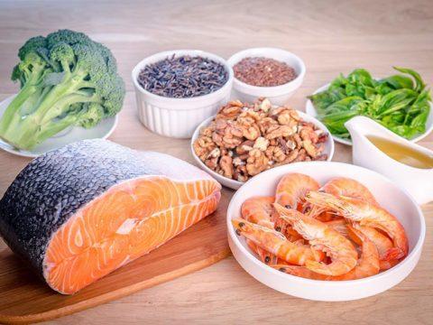 Продукты, богатые омега-3 должны регулярно появляться на столе больных атеросклерозом