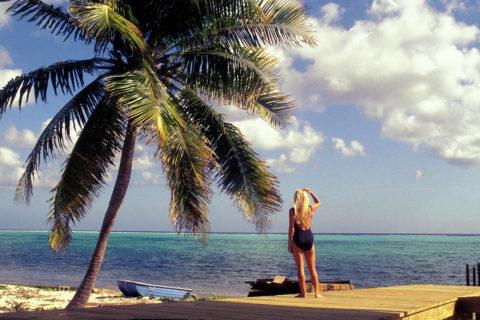 Профилактика варикоза доступна даже на необитаемом острове