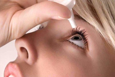 Смягчающие капли помогут устранить дискомфорт при внешних раздражителях