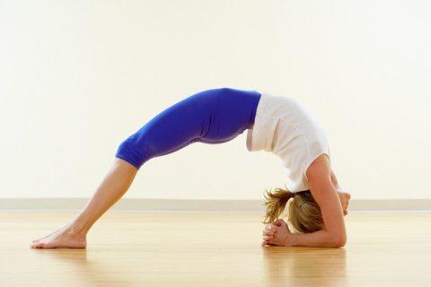 Йога как метод профилактики