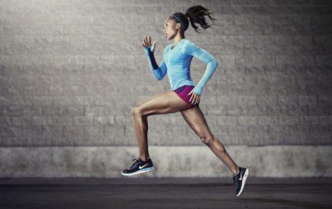 Занятие спортом - один из методов укрепления сосудов