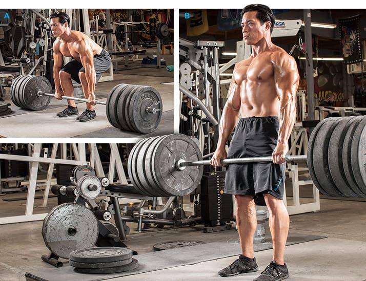 Чем больше вес в руках мужчины, тем больше прогрессирует болезнь