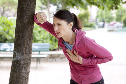 Одышка – первый симптом патологии