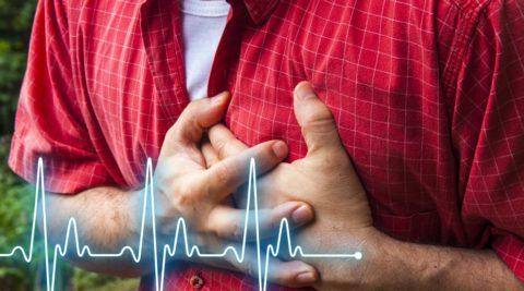Боль в груди и одышка – первые признаки болезни
