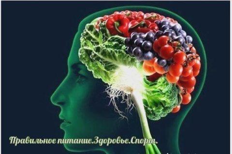 Питание влияет на многое