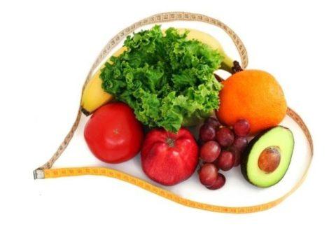 Правильное питание – основной залог здоровья.