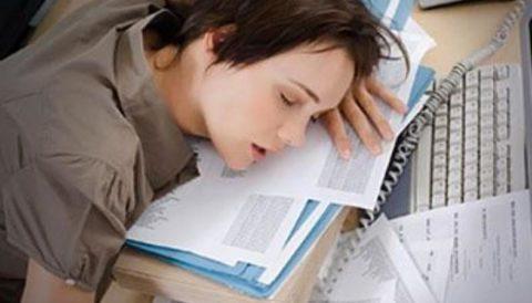 Чрезмерное переутомление как причина вазоспазма