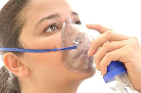 Дефицит кислорода