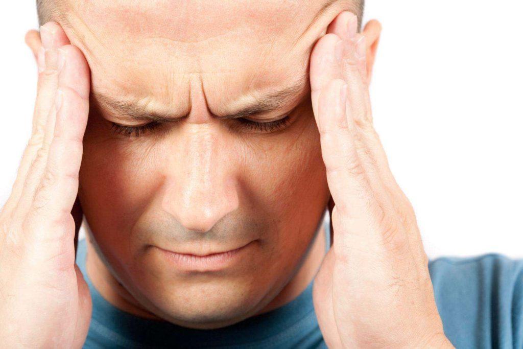 Один из частых симптомов ВСД