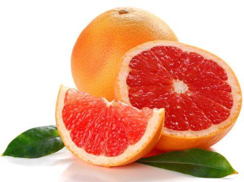 Грейпфрут – наш друг
