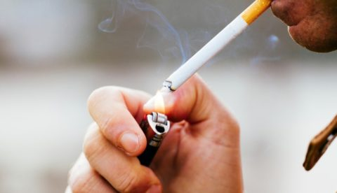 Каждая выкуренная сигарета – уверенный шаг в сторону проблем со здоровьем