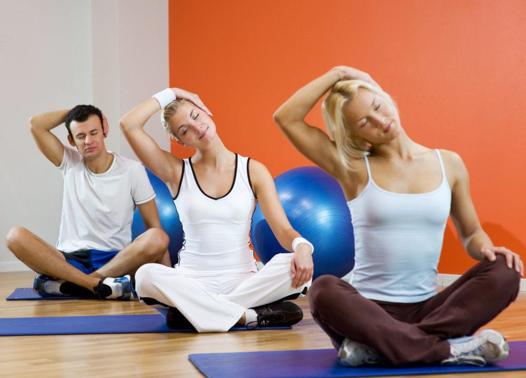 Лечебная гимнастика отлично помогает