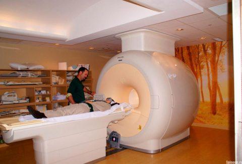 Магнитно-резонансная томография головы и сосудов