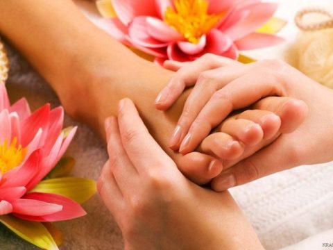 Массаж ступней – полезная и приятная процедура