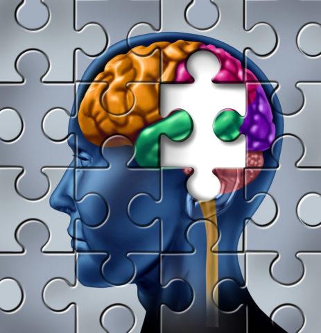 Нарушение памяти и интеллекта