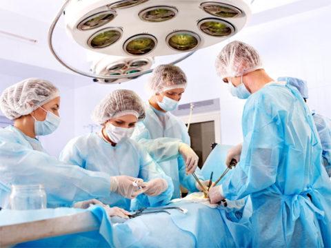 Операция при тромбозе вен полового члена