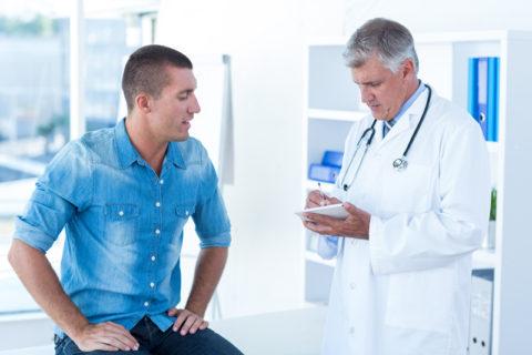 Регулярные осмотры у врача – лучшая профилактика варикоцеле