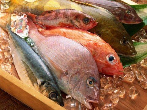 Рыба – незаменимое блюдо в рационе