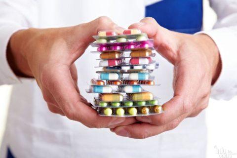 Не забывайте принимать таблетки