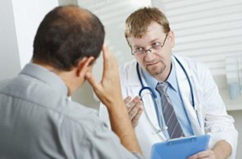 Только врач сможет определить тип необходимого воздействия.