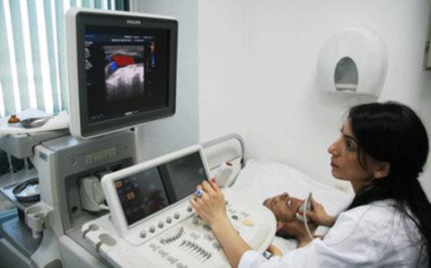 Триплексное сканирование