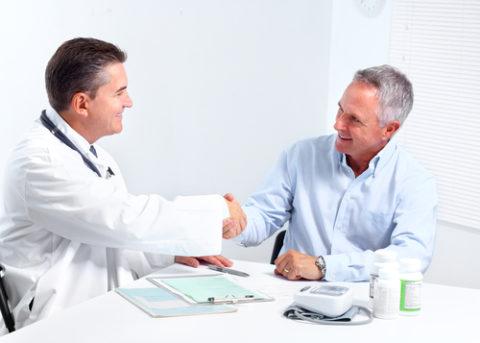 Узнайте у врача как можно больше подробностей лечения