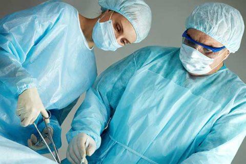 Болезнь лечится только при помощи операции