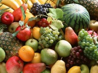 Ягоды и фрукты – источник витаминов