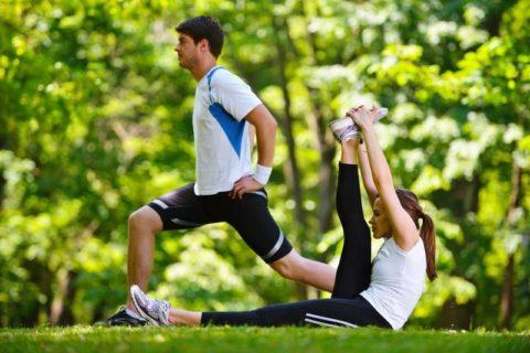 Здоровый способ жизни – лучшая профилактика различных заболеваний