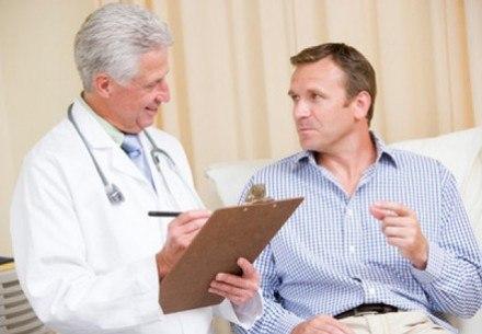 Беседа с больным