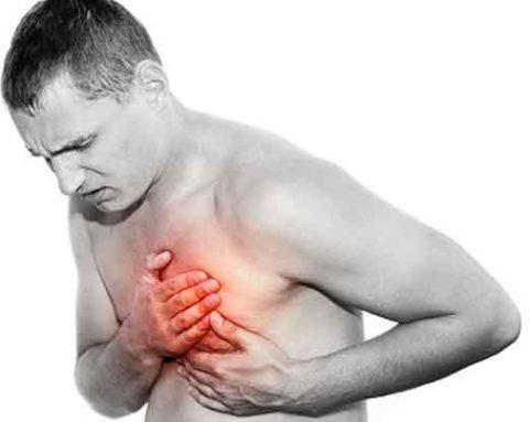 Чрезмерное потребление сказывается на сердечной деятельности