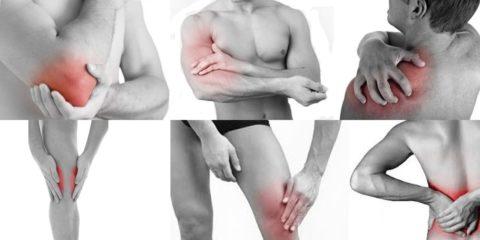Горячий влажный воздух помогает при мышечной и суставной боли